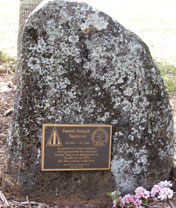 Dan Seymour Memorial, Dorrigo NSW