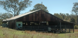 Heritage listed Elgin Vale Sawmill