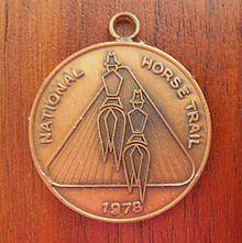 1978 Mail Ride Medallion