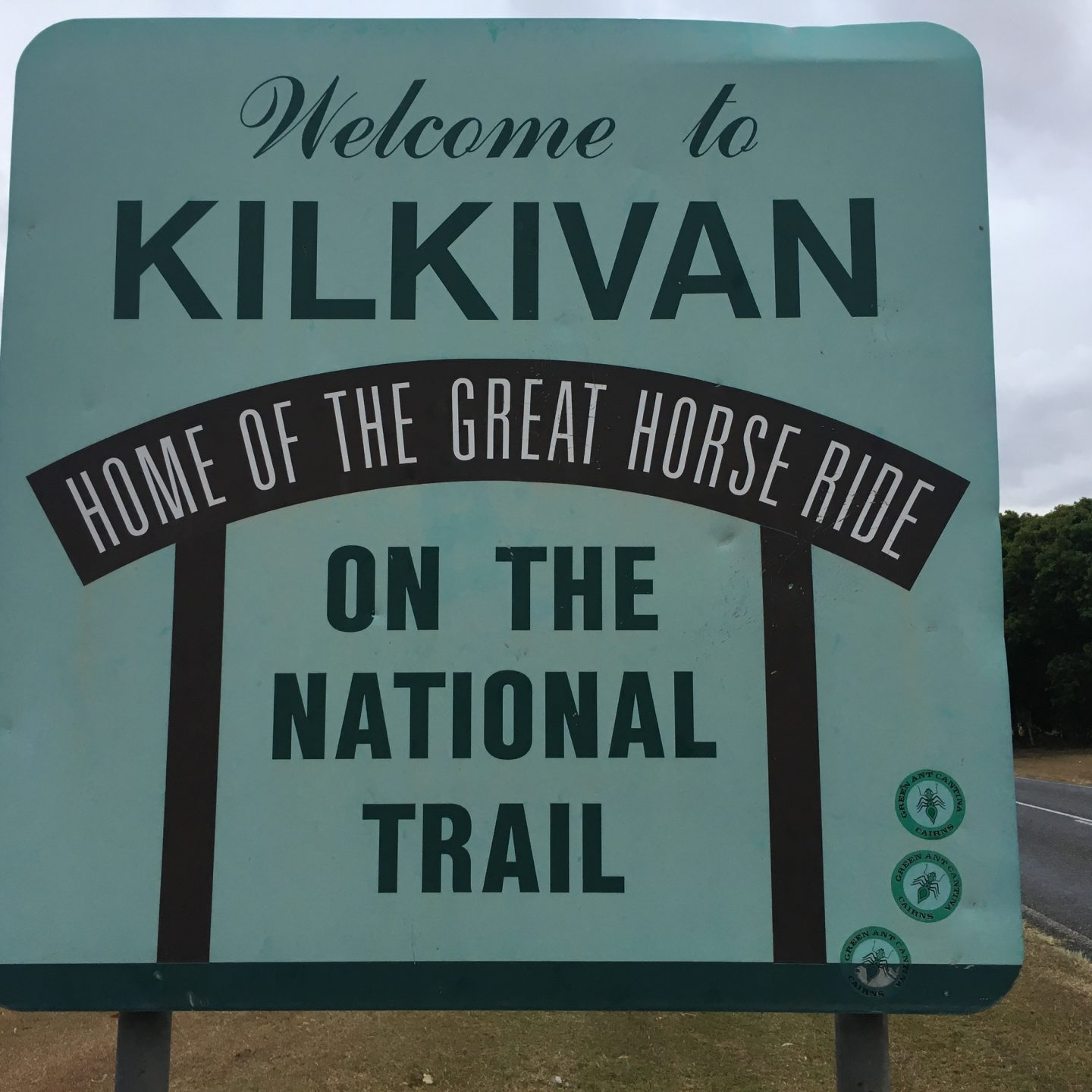 6Th OCTOBER The Bicentennial National Trail AGM at Kilkivan QLD